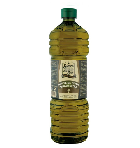 Aceite de Oliva Virgen Extra Pet 1Litro Sierra del Sur