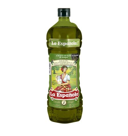 Aceite de Oliva Intenso Pet 1Litro (La Española)