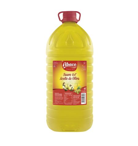 Aceite de Oliva Suave 5L (Abaco) - Distribuidores en Salamanca