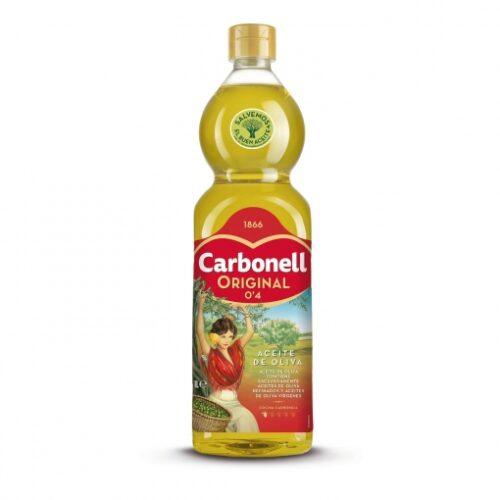 Aceite de Oliva Suave Pet 1Litro (Carbonell)