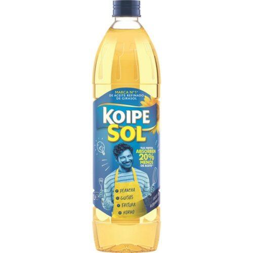 Aceite de Girasol Koipesol 1 Litro