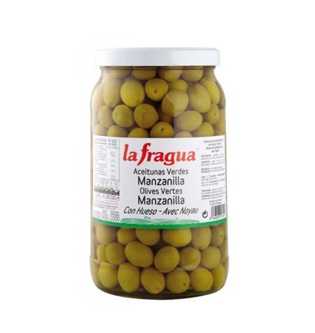 Aceituna Manzanilla La Fragua 5 kg - Distribuidor en Salamanca