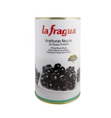 Aceituna negra sin hueso la Fragua - Distribuidor en Salamanca