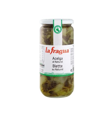 Acelga al Natural Extra La fragua - Distribuidor en Salamanca
