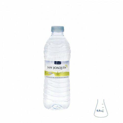 Agua San Joaquín Pack 0,5 Litros