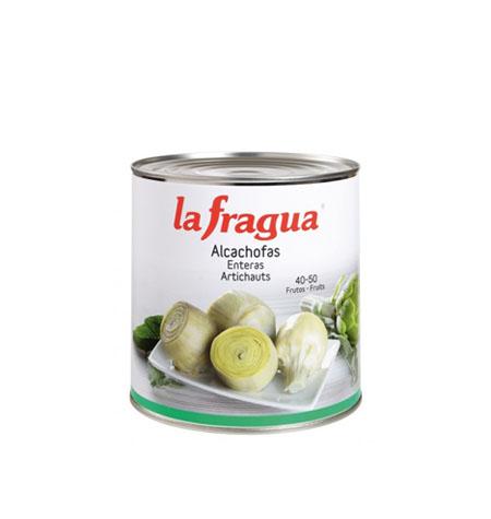 Alcachofa Entera La fragua - Distribuidor en Salamanca
