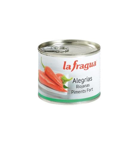 Alegrías Riojanas Picantes La fragua - Distribuidor en Salamanca