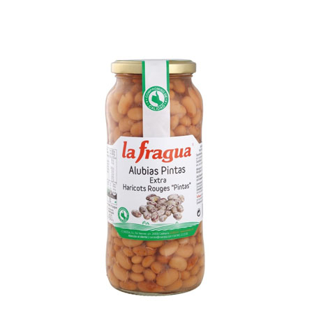 Alubias Pintas Extra La fragua - Distribuidor en Salamanca