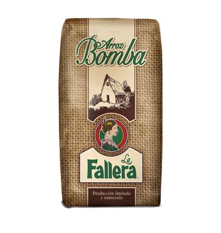Arroz Bomba La Fallera 1kg - Distribuidor en Salamanca