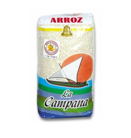 Arroz Redondo La Campana 1kg - Distribuidor en Salamanca