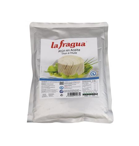 Atún en Aceite La Fragua 1kg - Distribuidor en Salamanca