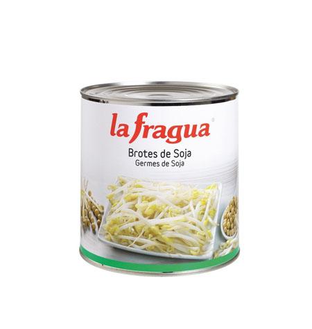 Brotes de Soja Lata La fragua - Distribuidor en Salamanca