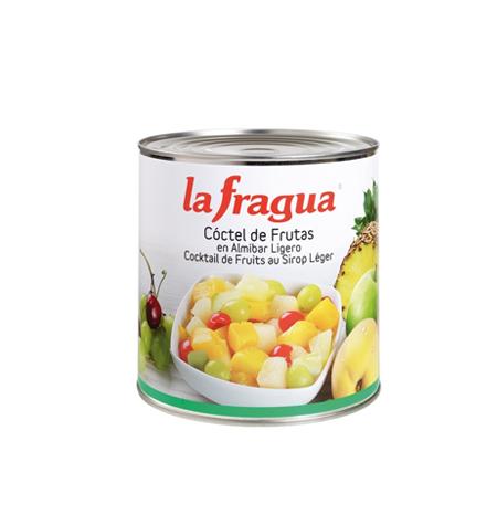Cóctel 5 Frutas en Almíbar La fragua - Distribuidor en Salamanca