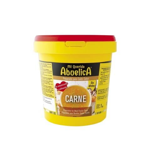 Caldo de Carne Mi Querida Abuelica 1kg - Distribuidor en Salamanca