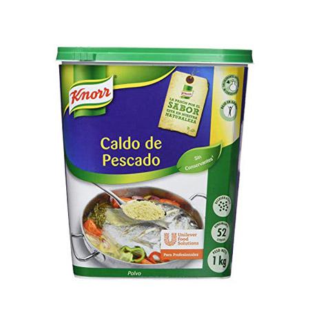 Caldo de Pescado Knorr 1Kg - Distribuidor en Salamanca