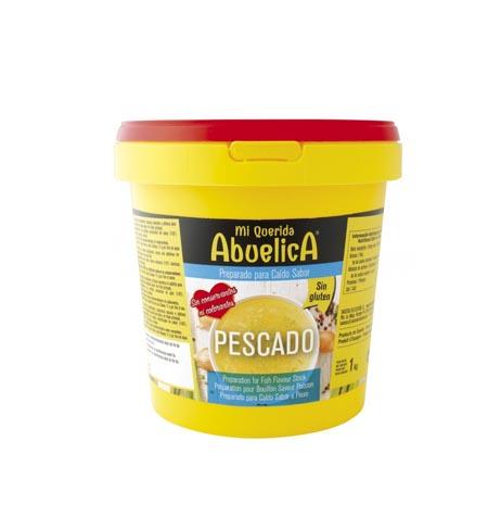 Caldo de Pescado Mi Querida Abuelica 1kg - Distribuidor en Salamanca