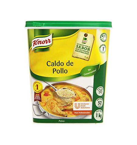 Caldo de Pollo Knorr 1Kg - Distribuidor en Salamanca