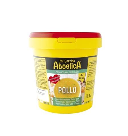 Caldo de Pollo Mi Querida Abuelica 1kg - Distribuidor en Salamanca