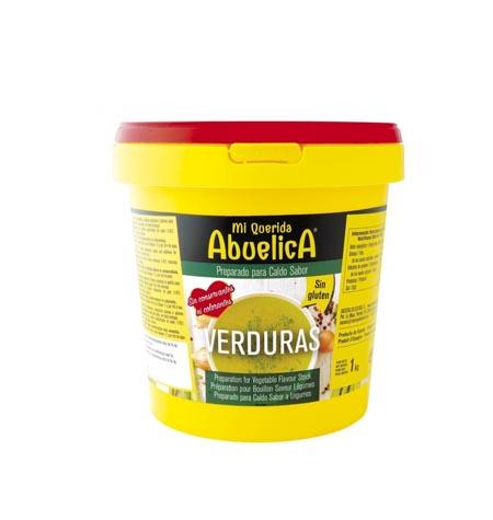 Caldo de Verduras Mi Querida Abuelica 1kg - Distribuidor en Salamanca
