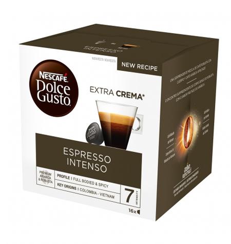 Capsulas Dolce Gusto Espresso Pack 16 uds