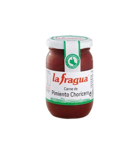 Carne de Pimiento Choricero Extra La fragua - Distribuidor en Salamanca