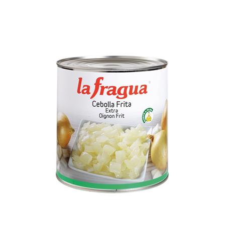 Cebolla Frita en Aceite de Oliva Extra La fragua - Distribuidor en Salamanca