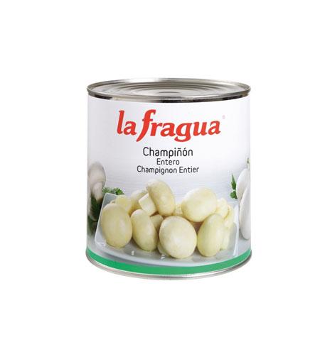 Champiñon Entero La fragua - Distribuidor en Salamanca