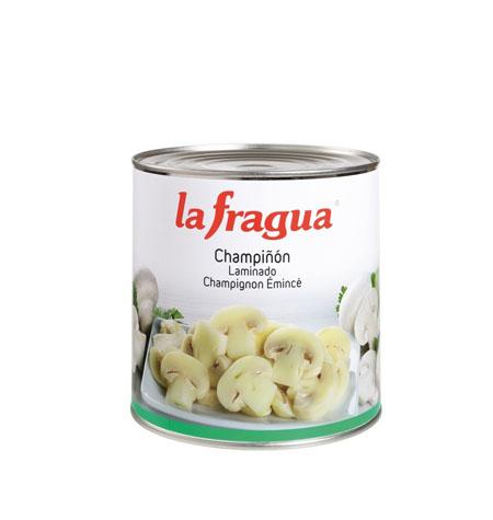 Champiñon Laminado La fragua - Distribuidor en Salamanca