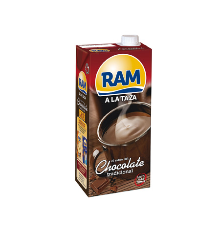 Chocolate a la taza Ram brik 1 kg - Distribuidor en Salamanca
