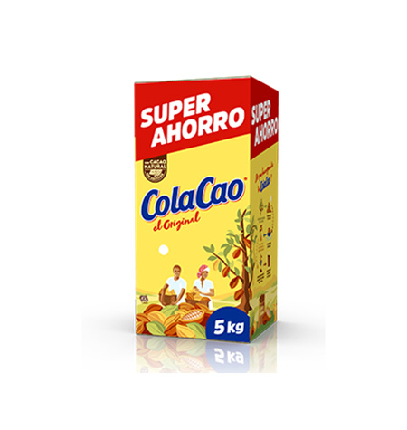Colacao Bolsa 5kg - Distribuidor en Salamanca