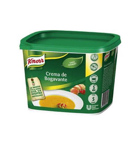 Crema de Bogavante knorr 375 gr - Distribuidor en Salamanca