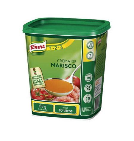 Crema de Marisco Knorr 65g - Distribuidor en Salamanca