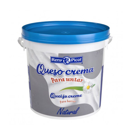 Crema de Queso Reny Picot Cubo 2kg - Distribuidor en Salamanca