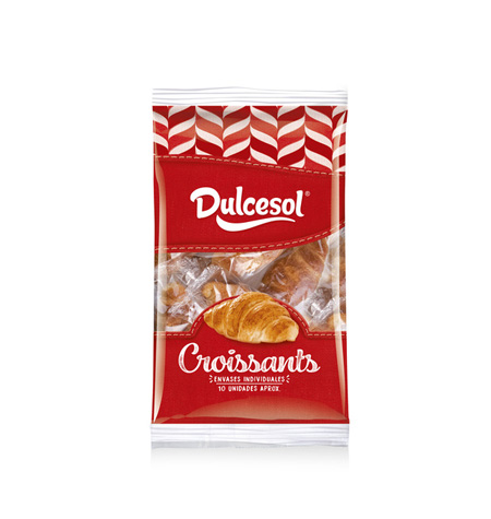 Croissants Dulcesol Bolsa - Distribuidor en Salamanca