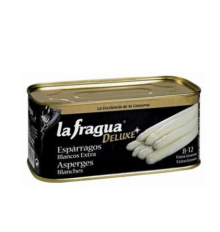 Espárragos Blancos 8-12 Extra La fragua Deluxe - Distribuidor en Salamanca