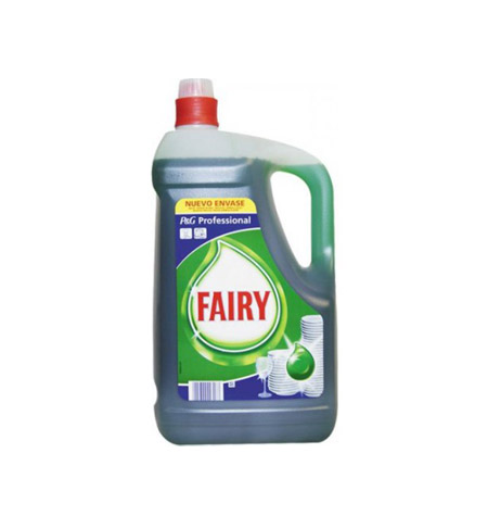 Fairy Lavavajillas Manual 5 Litros - Distribuidor en Salamanca