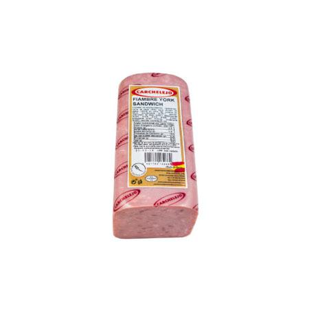 Fiambre York Sandwich Carchelejo - Distribuidor en Salamanca