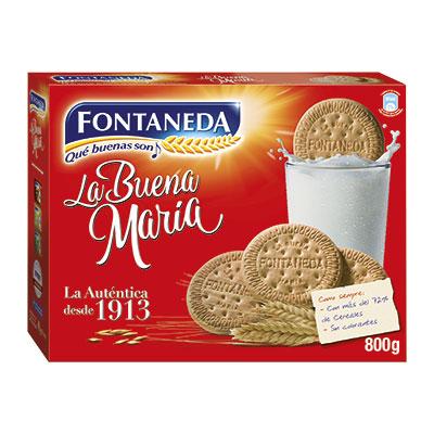 Galletas María Fontaneda