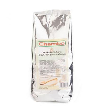 Gelanita Naranja Chambo 1 kg - Distribuidor en Salamanca