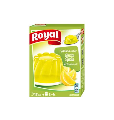 Gelatina de Limon Royal 1Kg - Distribuidor en Salamanca