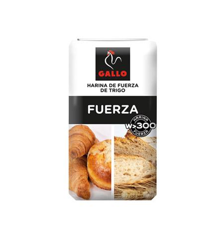 Harina de Fuerza Gallo 1 Kg - Distribuidor en Salamanca