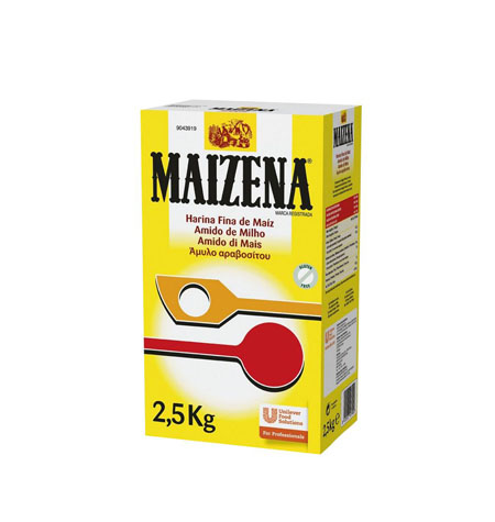 Harina de Maiz Maizena 2500 g - Distribuidor en Salamanca