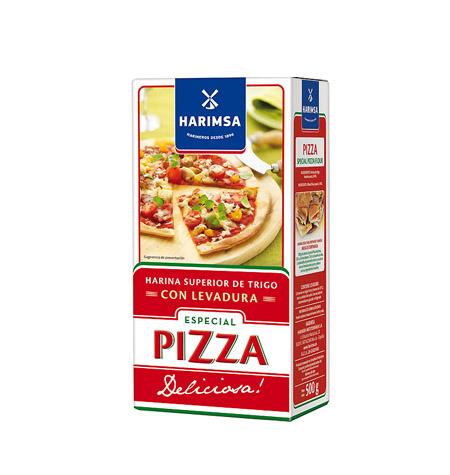 Harina especial Pizza Harimsa 500 gr - Distribuidor en Salamanca