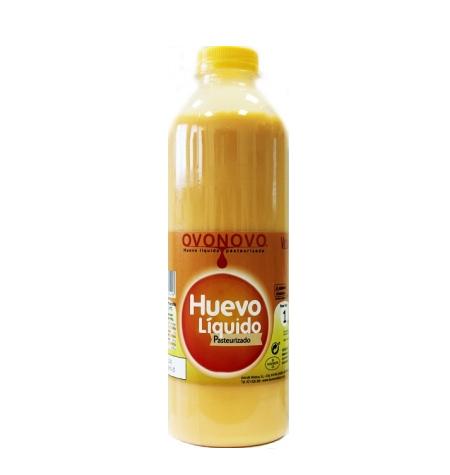 Huevo Líquido Ovonovo Botella 1 Litro