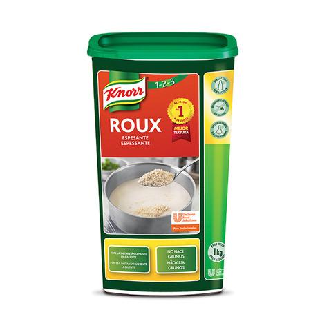 Knorr Roux Espesante Claro bote 1kg - Distribuidor en Salamanca