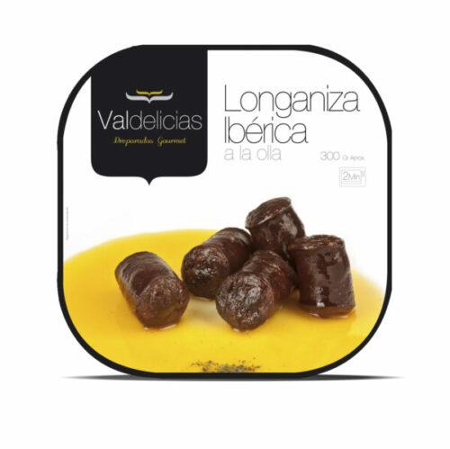 Longaniza Ibérica a la olla, 300 g