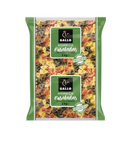 Lazos Vegetales Ensaladas Gallo Horeca 3kg - Distribuidor en Salamanca