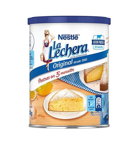 Leche Condensada La Lechera Lata 740gr - Distribuidor en Salamanca