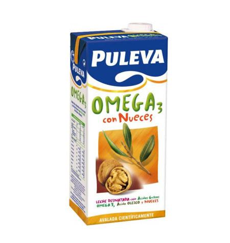 Leche Puleva Omega 3 Nueces - Distribuidor en Salamanca