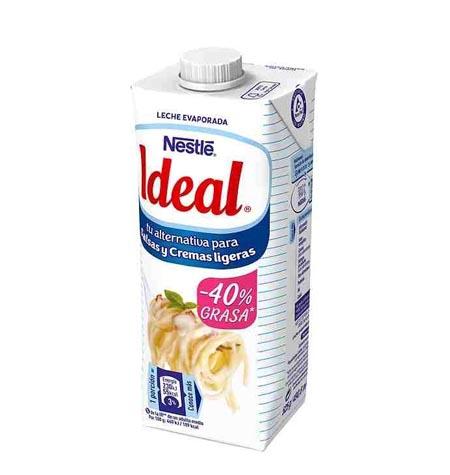 Leche evaporada Nestlé 500 ml